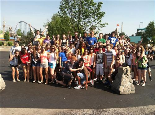 Physics Day at Darien Lake
