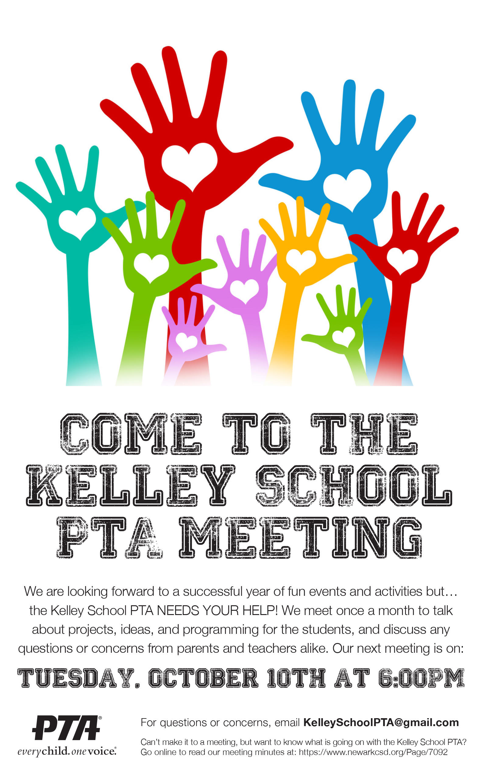 about kelley pta    recent kelley pta flyers