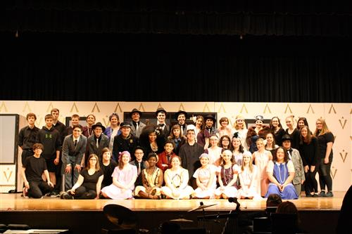 Cast, Crew, and Orchestra